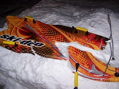 Broken Sled #1 (scottfvt) Tags: broken sleds