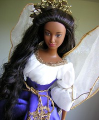 HOLIDAY ANGEL BARBIE 2000 (rod_collection_2) Tags: