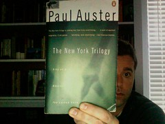 The New York Trilogy (Michael_Kelleher) Tags: library paulauster thenewyorktrilogy
