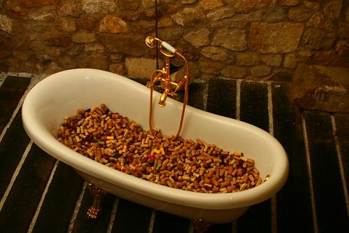 Cork Bath