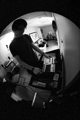Reid Tapes (abundant gandhi) Tags: music chicago miller tape reid tapes tascam zikr zirk