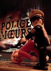Police des moeurs (Philippe sergent) Tags: ass sex toys lumix gun cops