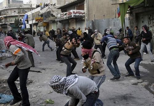 PALESTINIANS-ISRAEL/ por pinkturtle2.
