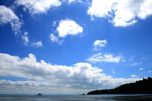 Waiheke Island Sky