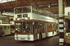 SELNEC begins the conversion to OMO in Salford (Lady Wulfrun) Tags: 1969 salford leyland mancunian selnec atlantean 1086 pdr2 lna186g ralphbennett