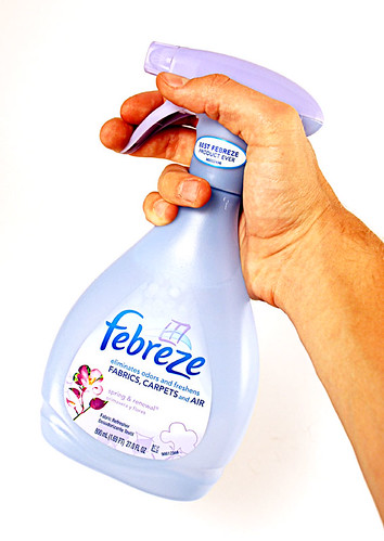 Ways to Make Homemade Febreze.