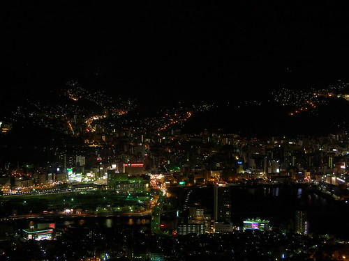長崎港(夜景)