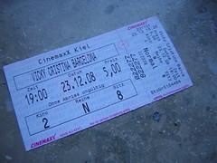 Cinemaxx Kiel (Saal 2), 5,00 €