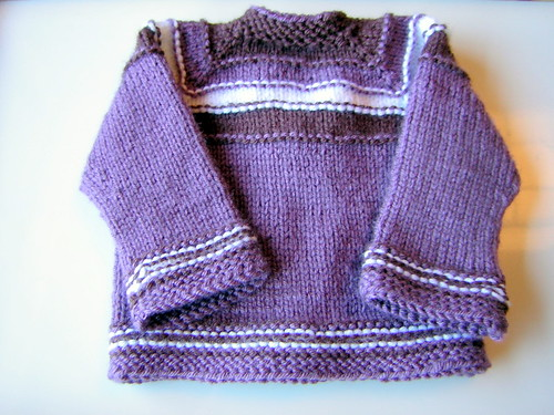 K's Sweater, back