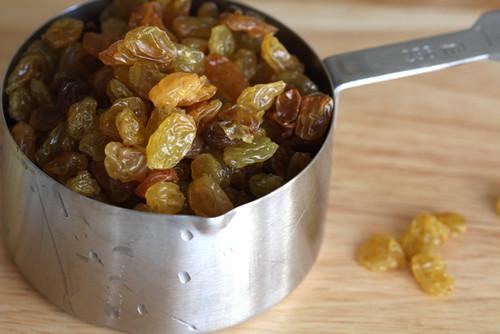 Raisins for Pudding