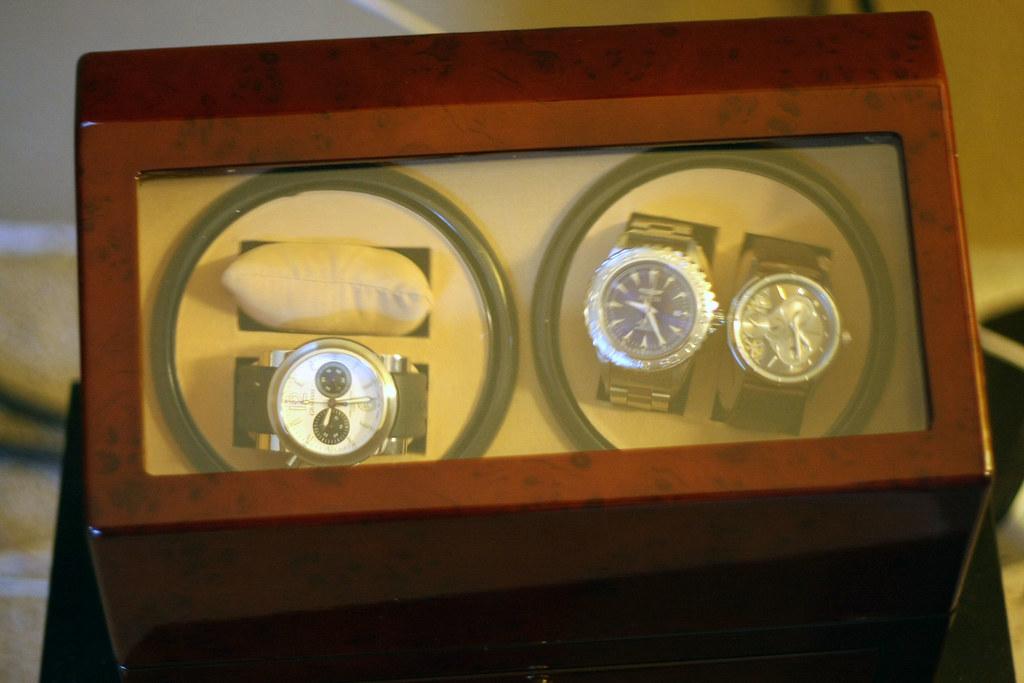 New watch winder