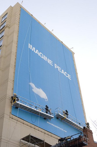 IMAGINE PEACE in Washington DC - January 2009