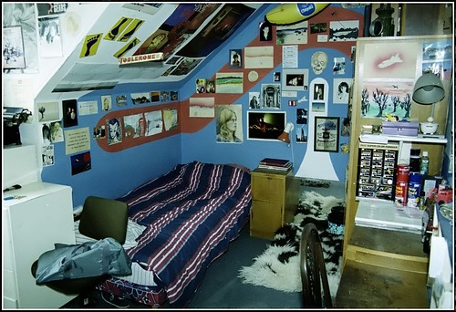 My room in a London flat 1986  #1
