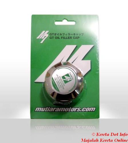 M7 GT Oil Filler Cap