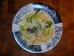 Tortellini med ostsås