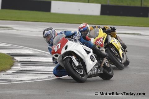 2008 Donington Park, UK Race