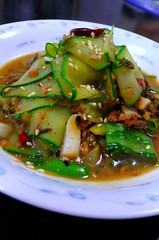 (11) Tags: food chinesefood sesame cucumber chinese homemade