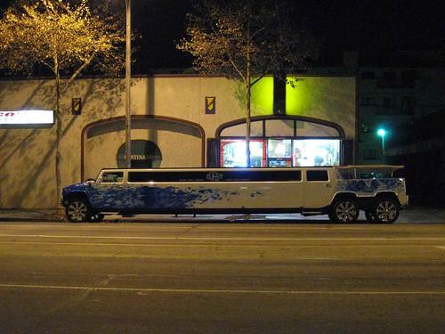 limo jacuzzi