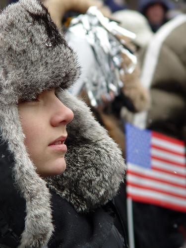 Obama Inauguration - Chicago by zeezodean.