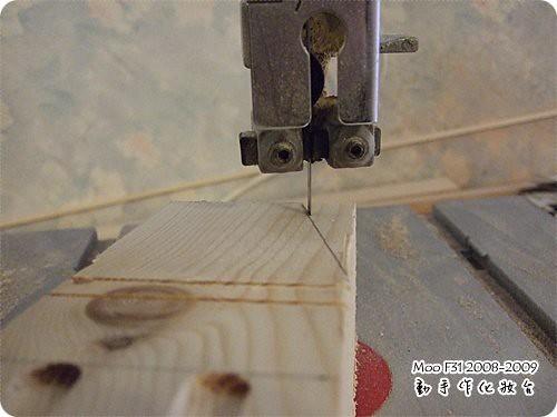 手作木工化妝台-10