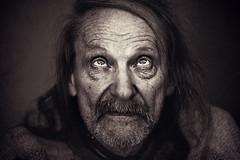 Jean-Marc Gaudreault (Benoit.P) Tags: street old portrait bw canada man art mood montréal benoit mtl quebec superfantastique troisrivieres mauricie tr paille troisrivières benoitp benoitpaille