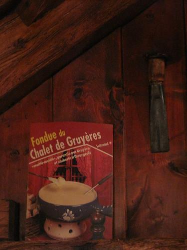 Le Chalet, Gruyères