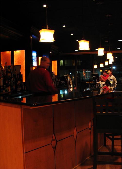 Akron City Centre Hotel Bar