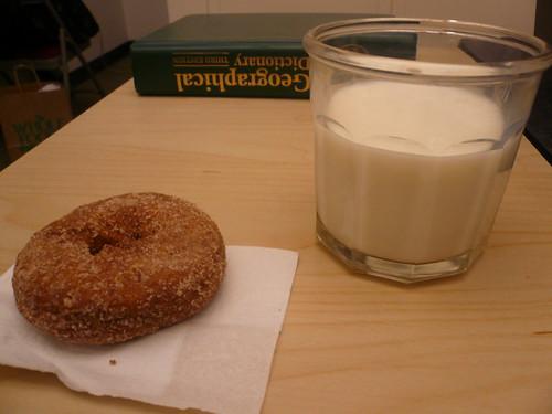 Donut Alert!
