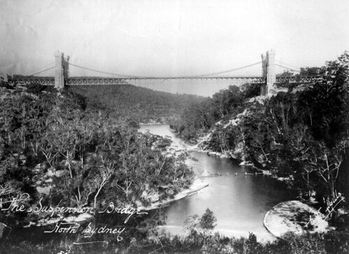 Long Gully Bridge, Northbridge, NSW