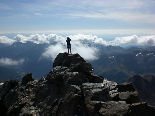 Die Zufrittspitze ist ein herrlicher Aussichtsberg