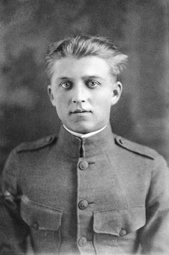 Adolph Schmidt - WWI