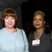 Bridget MacLean-Lai, ECD; Gail Davis from Tri-City
