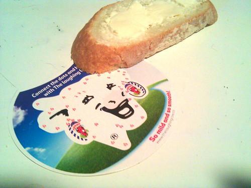 Qu'est ce qu'on s'amuse avec La Vache Qui Rit !