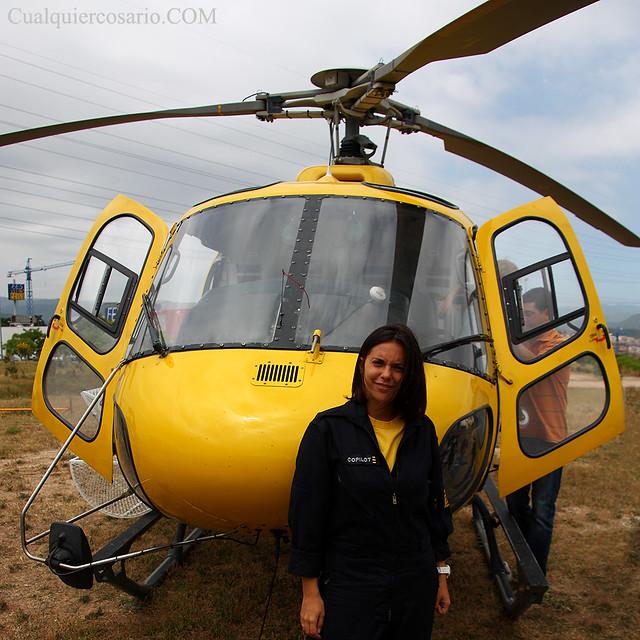Helicóptero Tania I