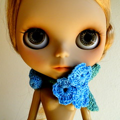 Las diademas | The headbands (PETRONIALOCUTA) Tags: handmade crochet collection ninfas headband hortensia egipcio nimphs algodn hygrangea petonitas