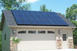 Lancaster, NY residential solar installation