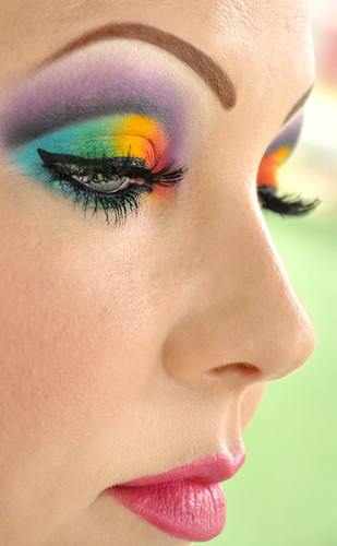 Rainbow EOTD 2