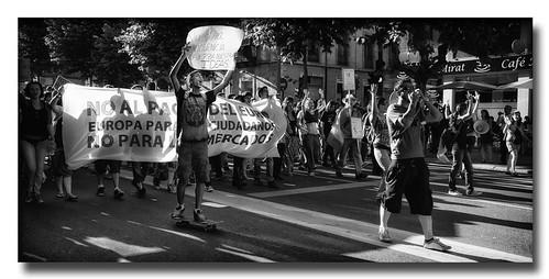 Manifestación 19-J (20) by Andrés Ñíguez