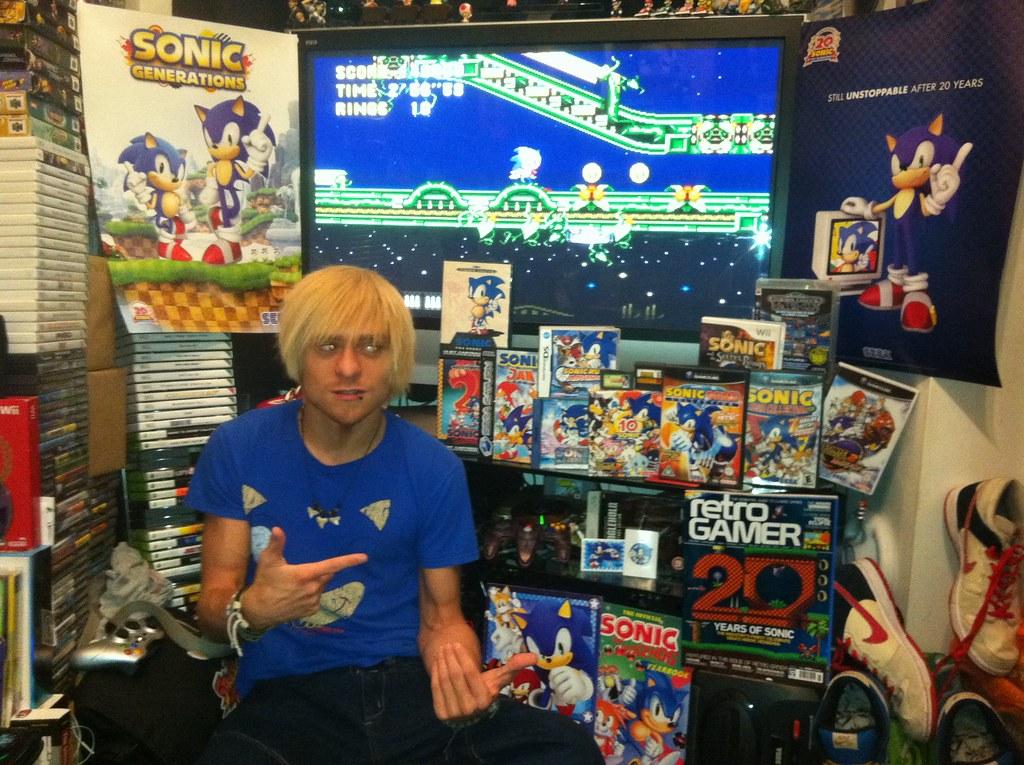 Day 114 - Sonic CD
