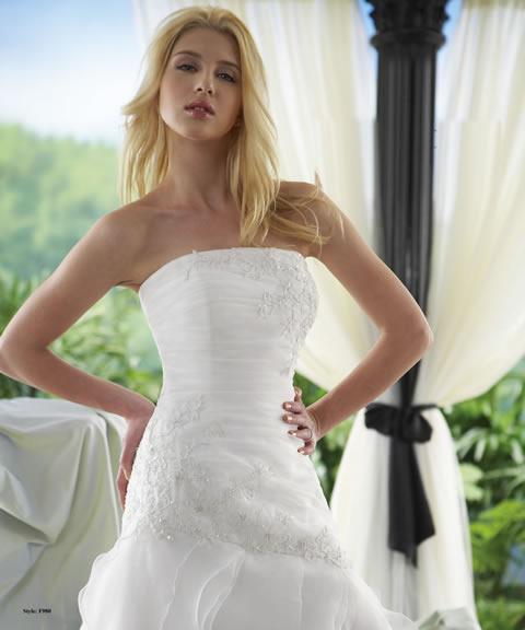 Trajes de novia baratos-980C