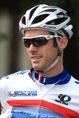 David Millar, pre Tour of California