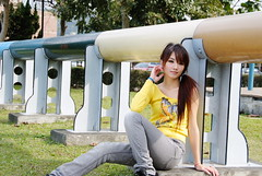 DSCF0281 (leeisaku) Tags: portrait girl chinese taiwan finepix fujifilm  s5pro