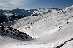 A Fine Day in February (Poet for Life) Tags: blue sky snow mountains austria sterreich skiing badhofgastein gasteinertal flickrbestpics