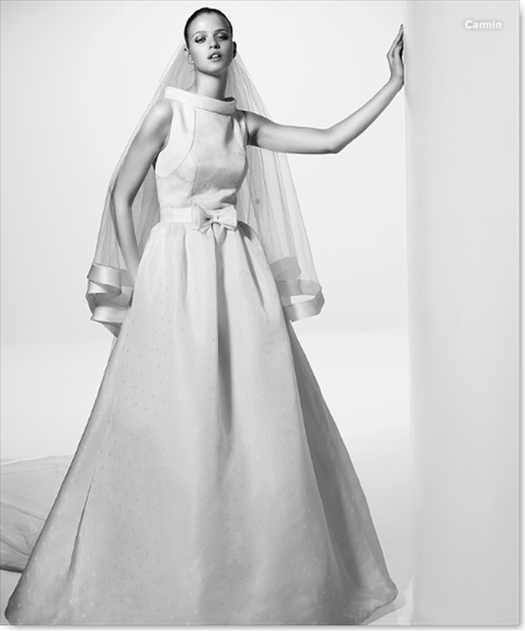 Vestidos de novia Pronovias - Vintage - Carmin003