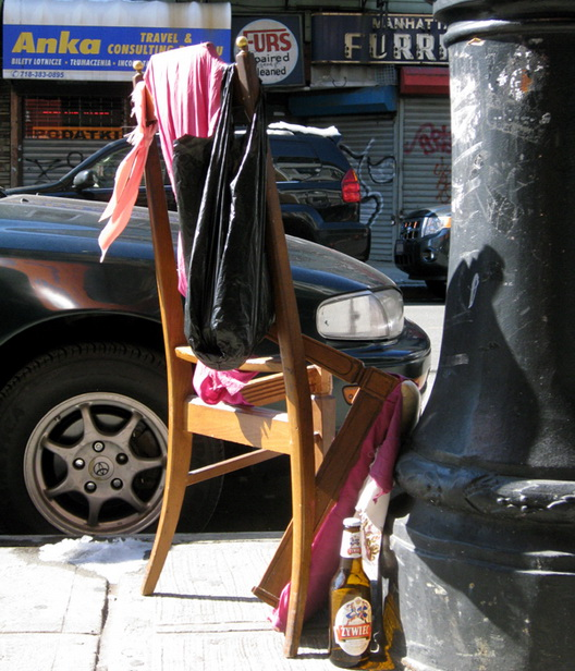 Manhattan Ave Chair