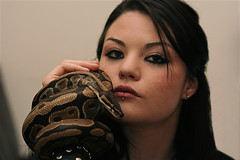 EVE AND THE SNAKE (fabiogis50) Tags: portrait woman face closeup portraits canon faces snake ritratti musictomyeyes theface serpente abigfave portraitofface anawesomeshot othervillage portraitaward excellentphotographerawards excapture empyreanportraits allfromatoz betterthangood goldstaraward platinumportrait yourpreferredpicture