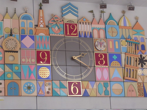Small World Clock at SOGO, Taipei - YouTube
