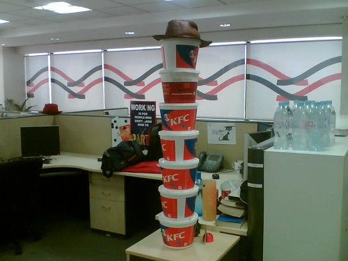The Tower of KFC