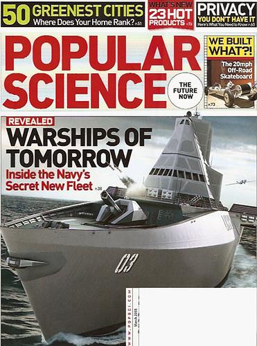 Popsci mag March 2008