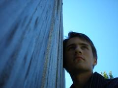 Blue tone William (williamedia) Tags: blue sky me texas personal william garland lookup tone addington upshot williamedia